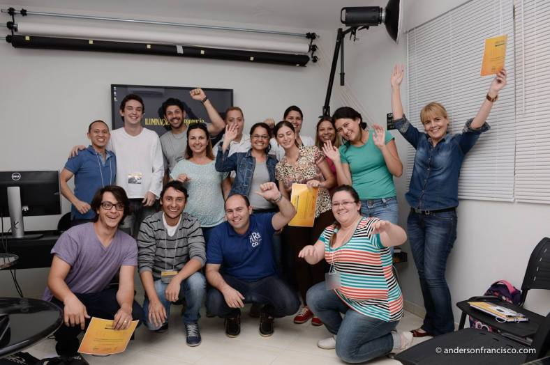 Workshop Iluminação & Pós Produção