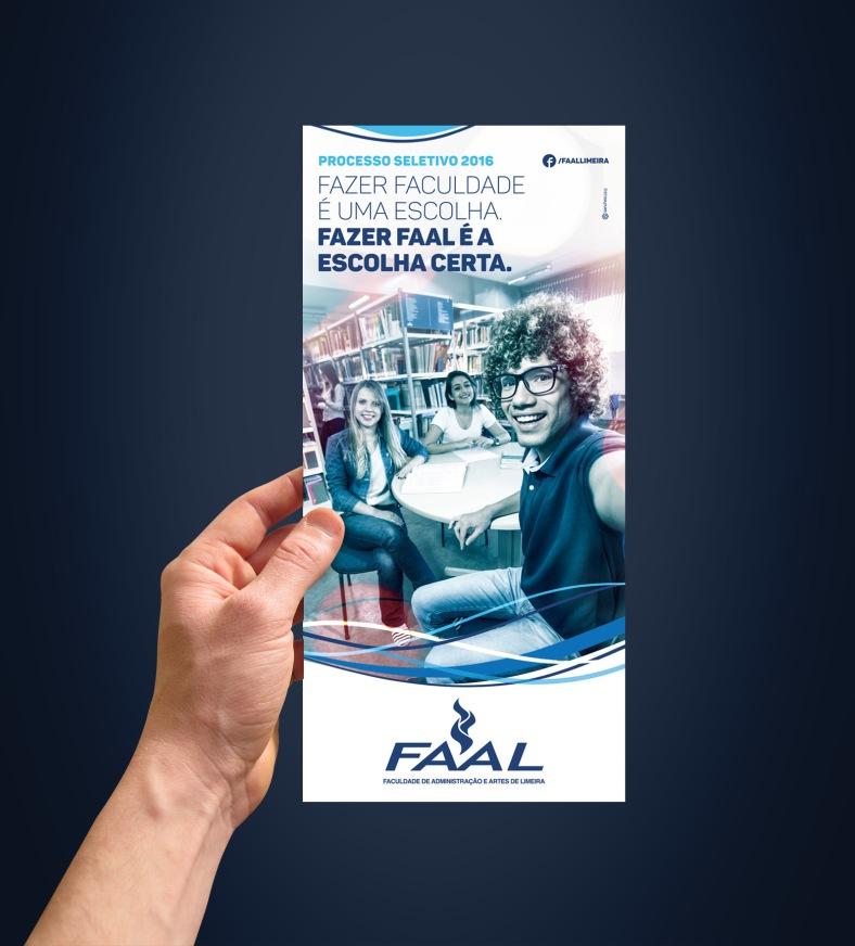 FAAL | Processo seletivo 2016